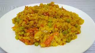 Бурый рис в мультиварке Простые рецепты