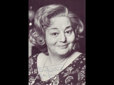 hattie the authorised biography of hattie jacques