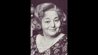 Hattie Jacques (1922-1980)