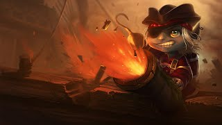 TRISTANA Best ADC- League of Legends!! Rank Gameplay wining momment