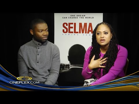 David Oyelowo, Ava Duvernay on Selma - Cineplex Interview