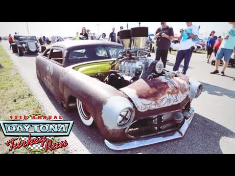 2018 Daytona Turkey Run, Biggest Car Event In Florida Part I - Generation Oldschool