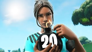 20 bomb first time playing with Nick Eh 30