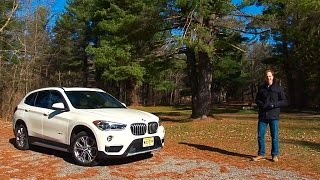 2016 BMW X1 - TestDriveNow.com Review by Auto Critic Steve Hammes