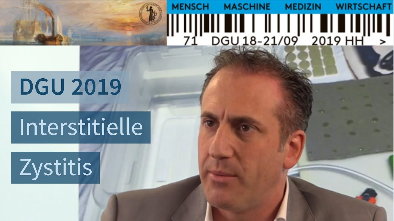 DGU 2019: Interstitielle Zystitis oder Prostatitis?