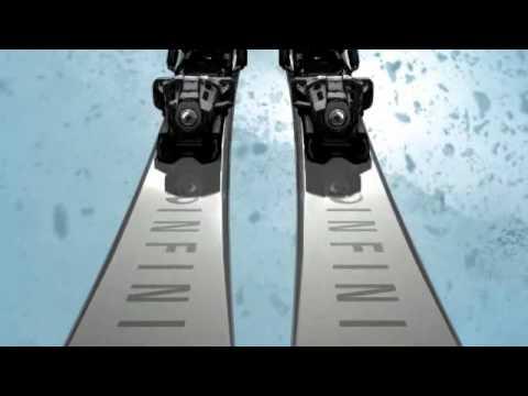 Infiniti Partner: Volant Skis
