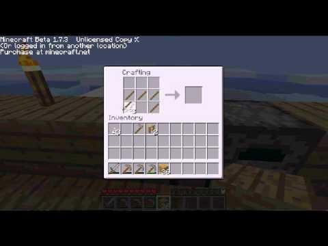 Minecraft Zaun Craften Youtube