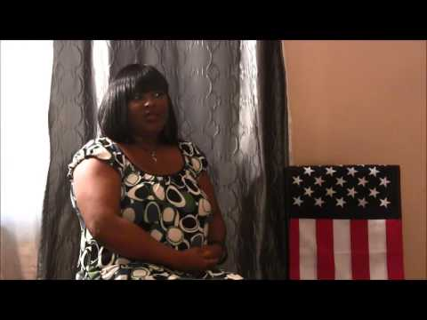 Yvette Marie Jackson's interview for the Veterans History Project at Atlanta History Center