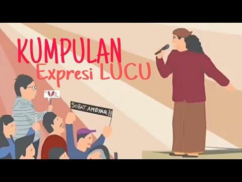 Kumpulan Expresi Lucu Sobat Ambyar Didi Kempot Youtube