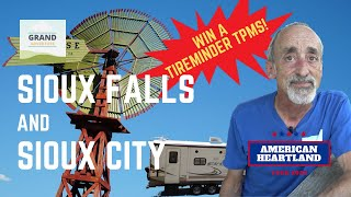 Ep. 157: Sioux Falls & Sioux City | South Dakota Iowa & Nebraska RV travel camping