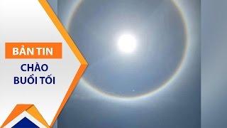 Mặt trời lạ như ngày tận thế tại miền Trung | VTC1