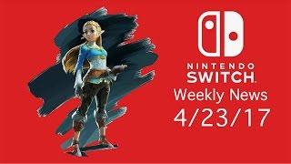 Switch Weekly News - 4/23/17