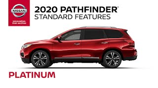 homepage tile video photo for 2020 Nissan Pathfinder Platinum Walkaround & Review