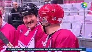 ЧЕМПИОНАТ МИРА ПО ХОККЕЮ 2016 В РОССИИ
