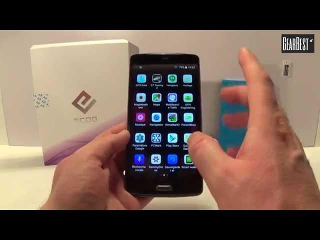 ECOO E04 4G LTE Smartphone