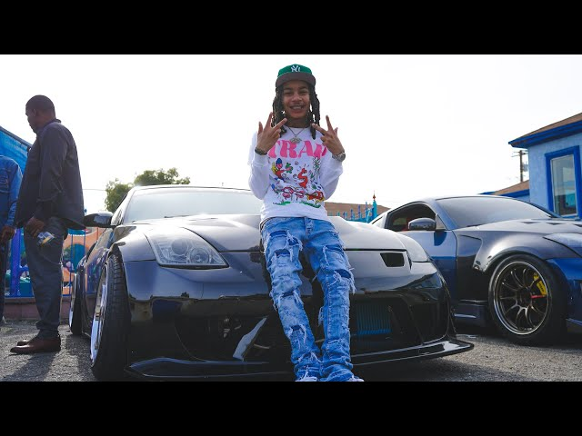 YBN Nahmir's Private Car Show | ZOCIETY