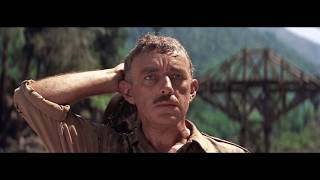 The Bridge on the River Kwai (1957) - Ending (4K UHD)