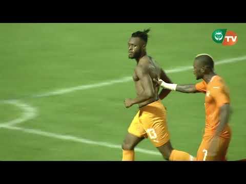 les buts du match Côte d'ivoire / Republique Centrafricaine  (4 - 0) aller. Eliminatoires Can 2019