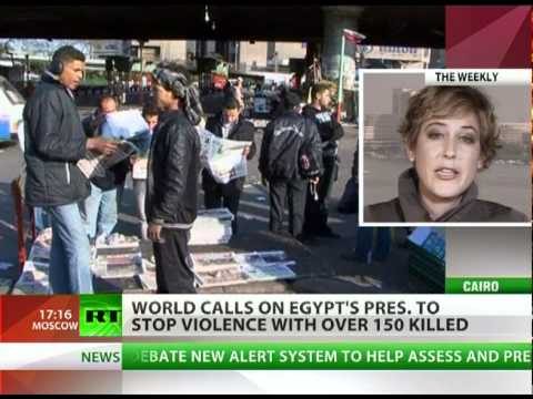 Revolutionary Road: Egypt mass protests spontaneous?