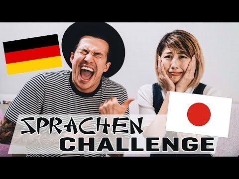 JAPANERIN LERNT DEUTSCH | Japan VS Deutschland