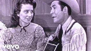 Hank Williams - I Cant Help It (If Im Still In Love With You) ft. Anita Carter YouTube Videos