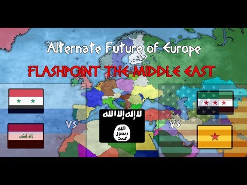 Future of Europe - Flashpoint the middle east trailer