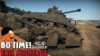 War Thunder - Fail Montage #65