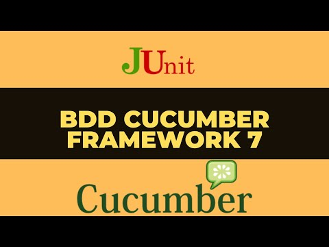 bdd-framework-part---7-||-page-object-model-||-page-factory