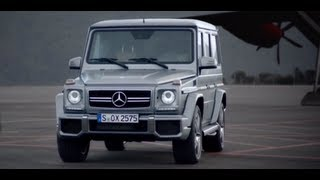 Mercedes AMG G63 2013 HD Driven G Class Commercial Carjam TV HD Car TV Show