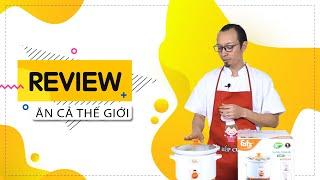 Review | Nồi nấu chậm Fatzbaby | Đầu bếp Hoàng Cường