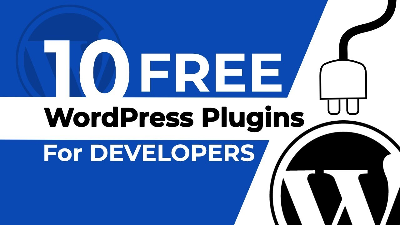 Must Have WordPress Plugins For Developers