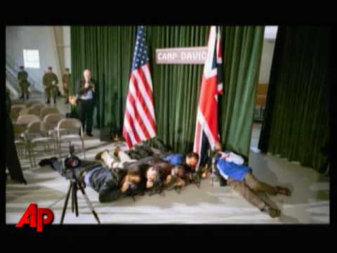 Raw Video: Perino Bids Farewell to Press Corps