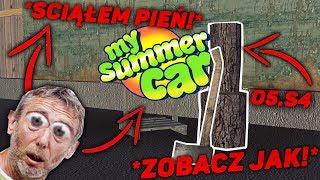 MOJE LETNIE DREWNIANE PIENIĄDZE  My Summer Car (Odc 5 Sezon 4)