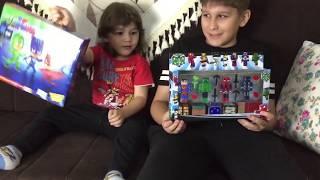 Minecraft ve Pijamaskeliler Oyuncakları Minecraft Toys Pjmask Toys Funny Toys Funny Kids Video
