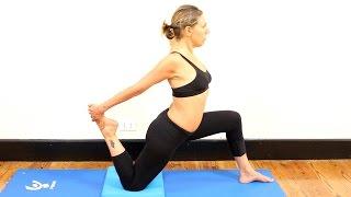 Растяжка для начинающих - Упражнения на растяжку мышц