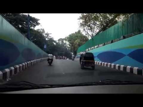 Driving around Pune