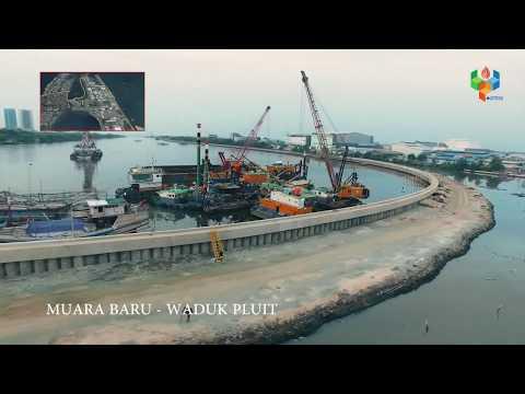 Tanggul Laut Bappeda DKI Jakarta
