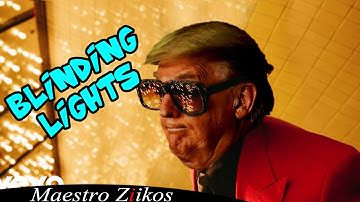 The Weeknd - Blinding Lights (Donald Trump Cover)