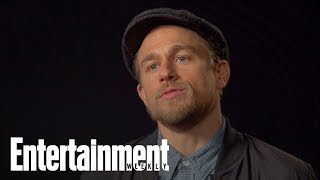 Charlie Hunnam Tackles The American Prison System In Epic 'Papillon' | Entertainment Weekly