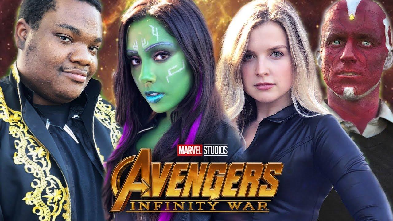 Avengers: Uber Pool