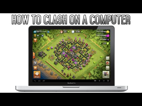 How To Play Clash of Clans On The Computer (Mac/PC) June 2015