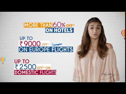 Great Summer Travel Sale- Upto Rs.2500 Off* On Flights