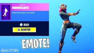 "NOUVELLE EMOTE/DANSE ""ENSORCELANTE"" (New Smooth Moves Emote ) ! Fortnite Battle Royale"