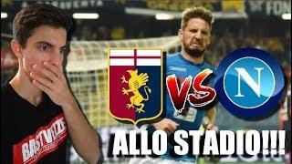 GENOA-NAPOLI 2-3 | REACTIONS DALLO STADIO!!!