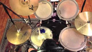 Hillsong United - The Stand Drum Cover