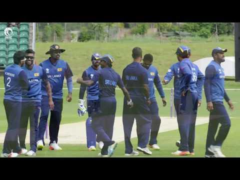 Scotland v Sri Lanka Highlights - Game 2