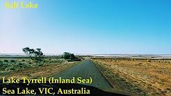 Lake Tyrrell - Salt Lake in Victoria, Australia