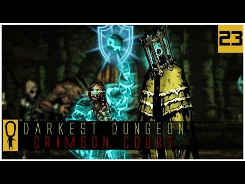 COLLECTOR EP. 23 - THE DANK TANK - Lets Play Darkest Dungeon Crimson Court Gameplay