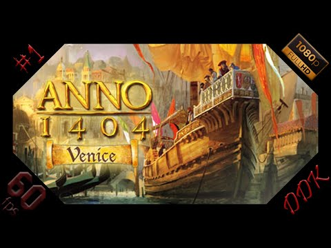 Anno 1404 Venice Gameplay #1 - YouTube