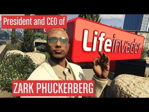 LifeInvader President and CEO, Zark Phuckerberg